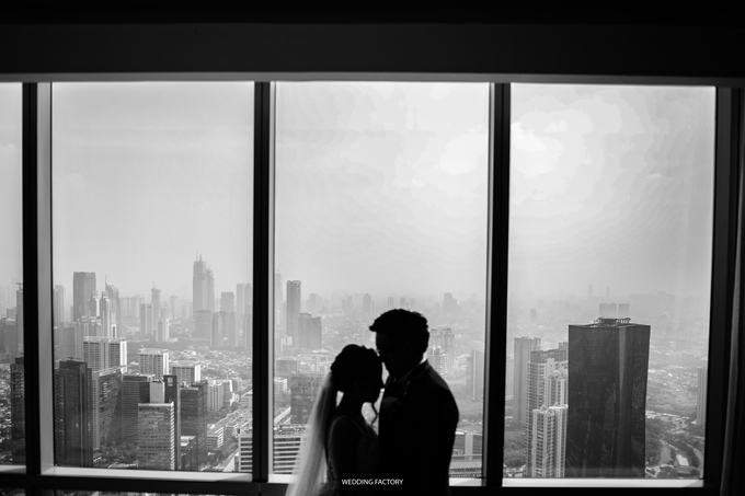 Malvin + Vivi Wedding by Wedding Factory - 003