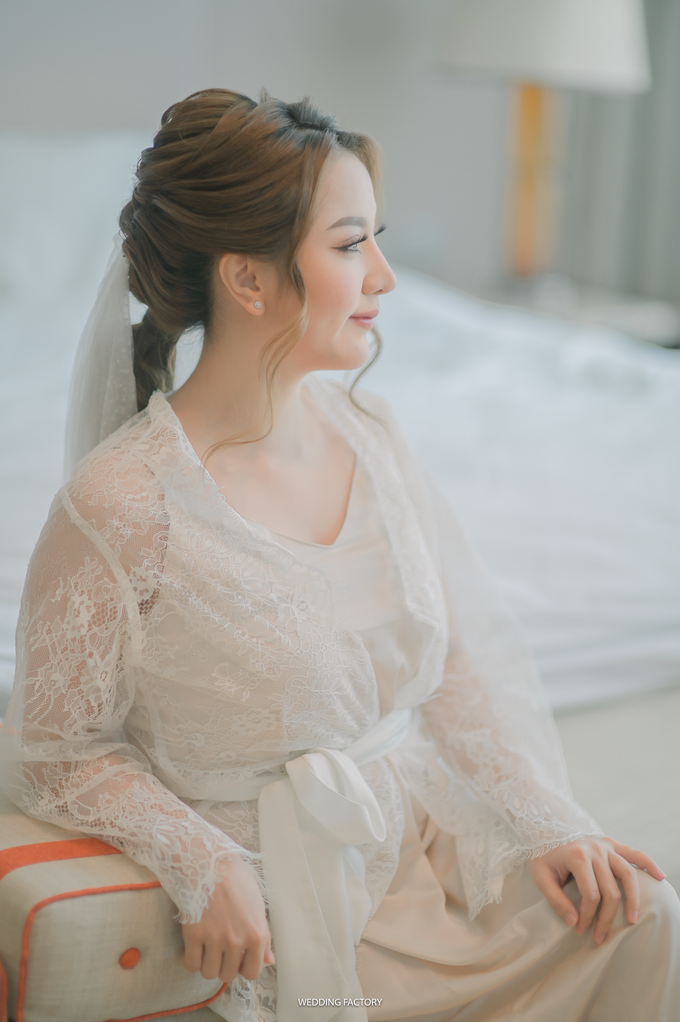 Malvin + Vivi Wedding by Wedding Factory - 006