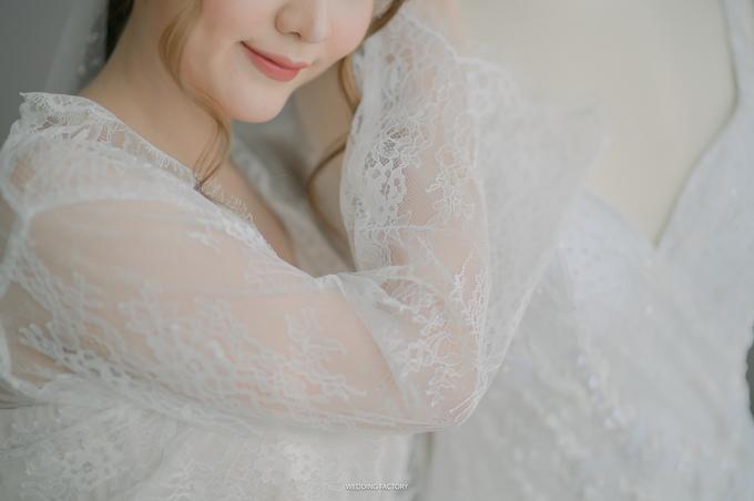 Malvin + Vivi Wedding by Wedding Factory - 010