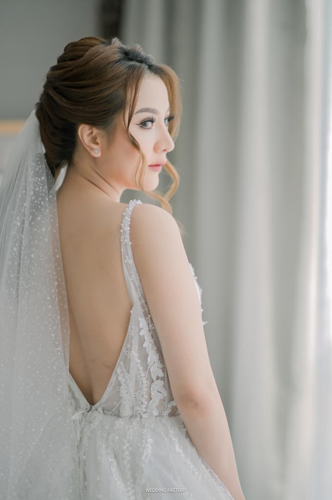 Malvin + Vivi Wedding by Wedding Factory - 012