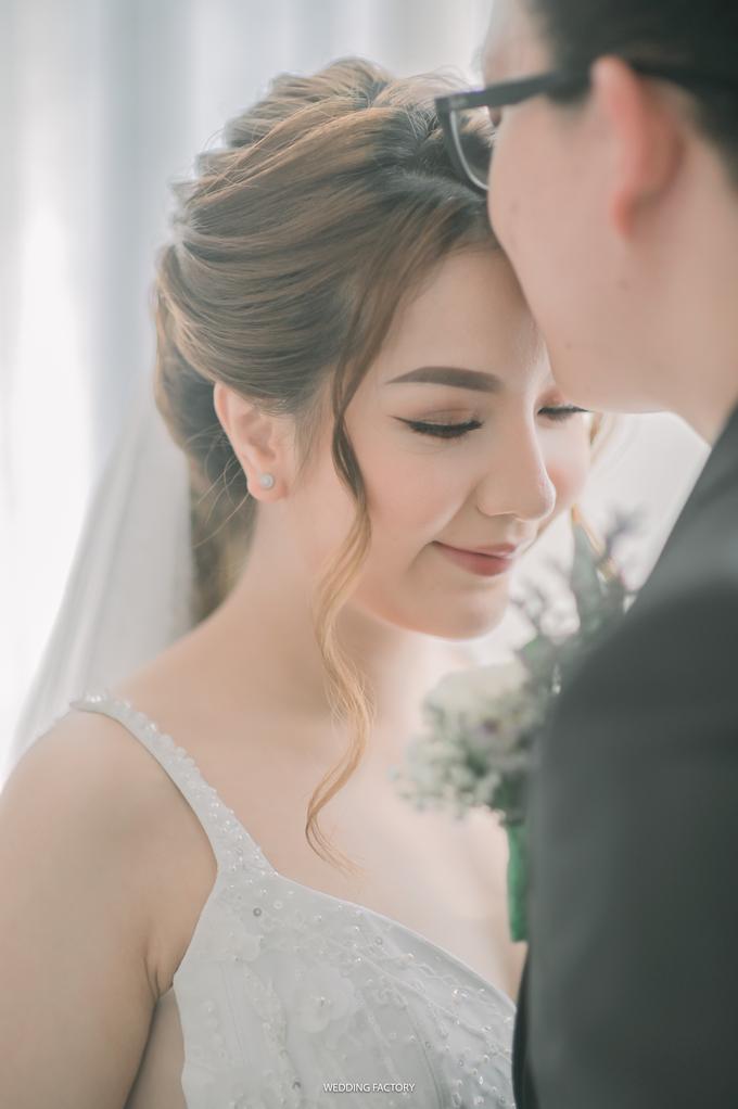 Malvin + Vivi Wedding by Wedding Factory - 014