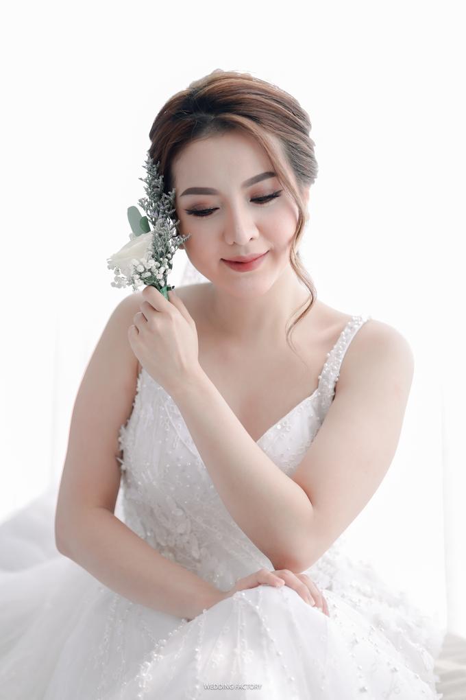 Malvin + Vivi Wedding by Sparkling Organizer - 015