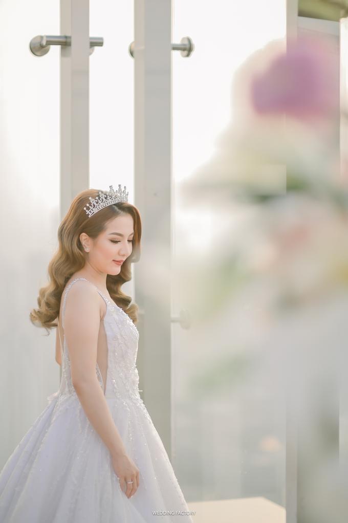 Malvin + Vivi Wedding by Sparkling Organizer - 017