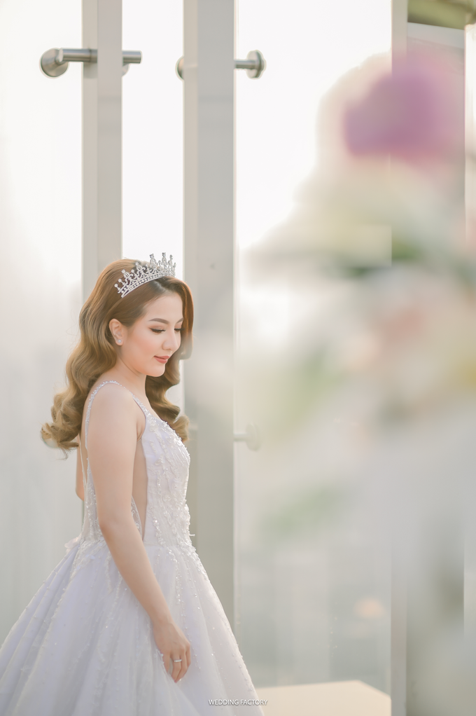 Malvin + Vivi Wedding by Wedding Factory - 017