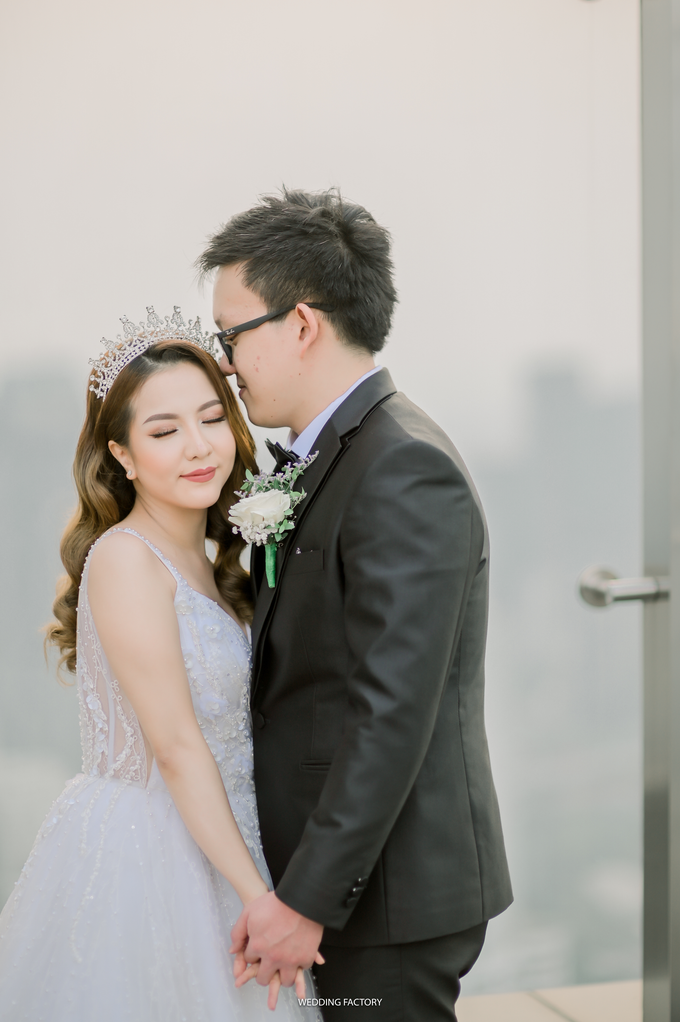 Malvin + Vivi Wedding by Sparkling Organizer - 002