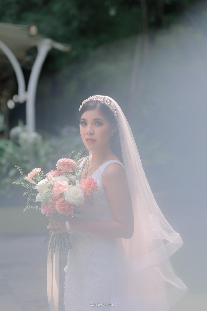 Ray + Nathania Wedding by Wedding Factory - 001