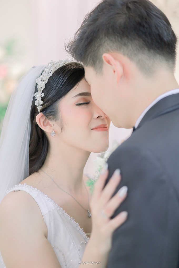 Ray + Nathania Wedding by Wedding Factory - 002