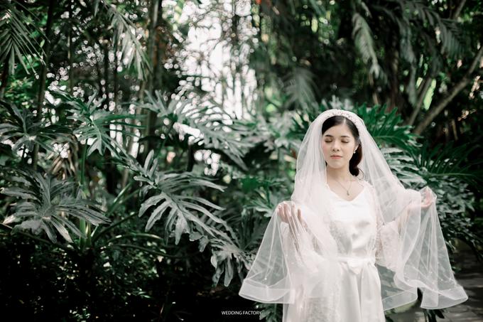 Ray + Nathania Wedding by Wedding Factory - 003