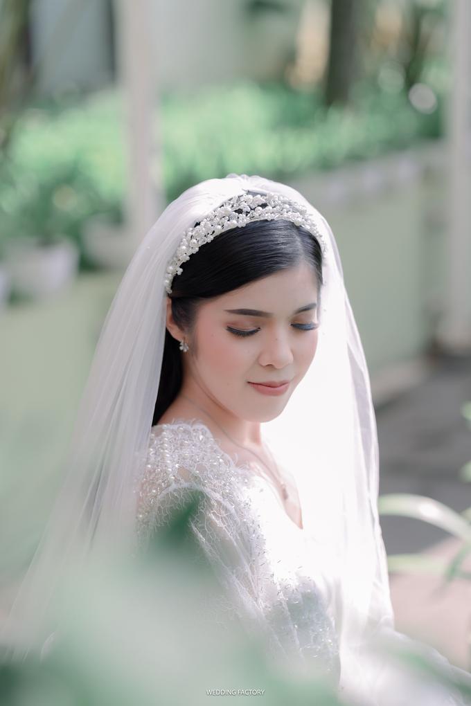 Ray + Nathania Wedding by Wedding Factory - 005