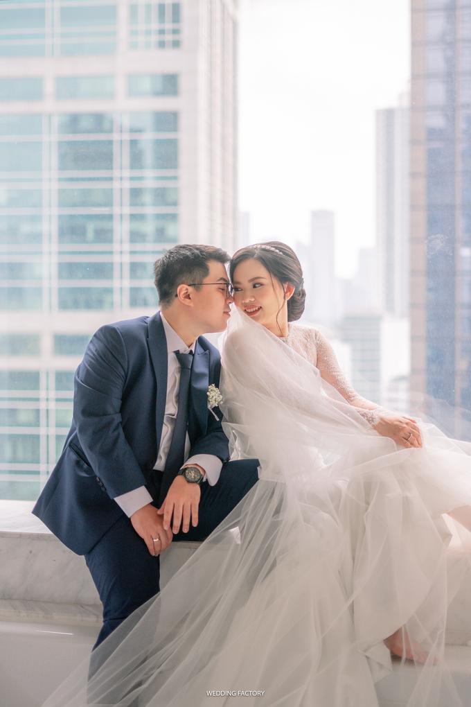 Dharma + Adeline Wedding by Wedding Factory - 001