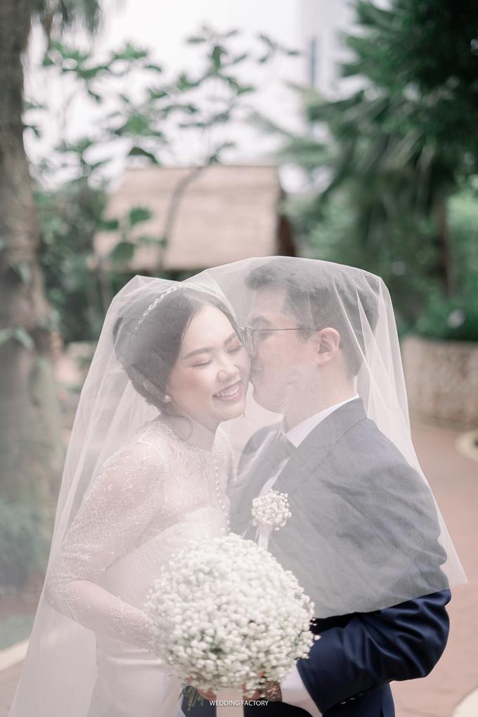 Dharma + Adeline Wedding by Wedding Factory - 002