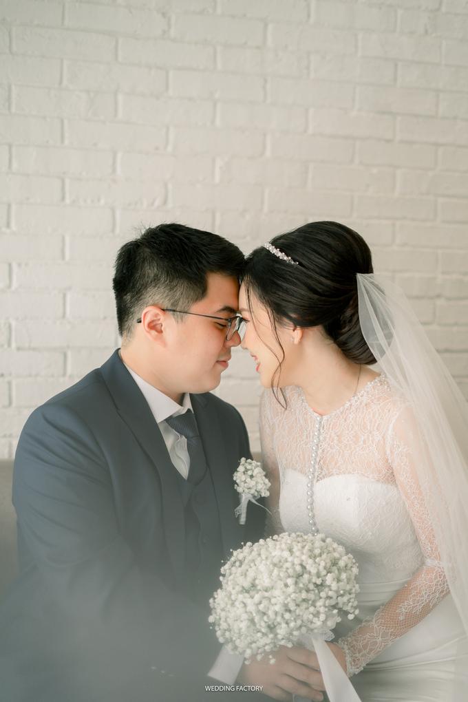 Dharma + Adeline Wedding by Wedding Factory - 003