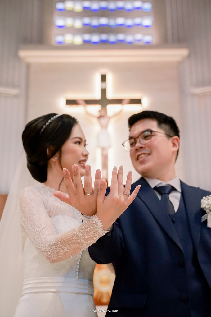 Dharma + Adeline Wedding by Wedding Factory - 005
