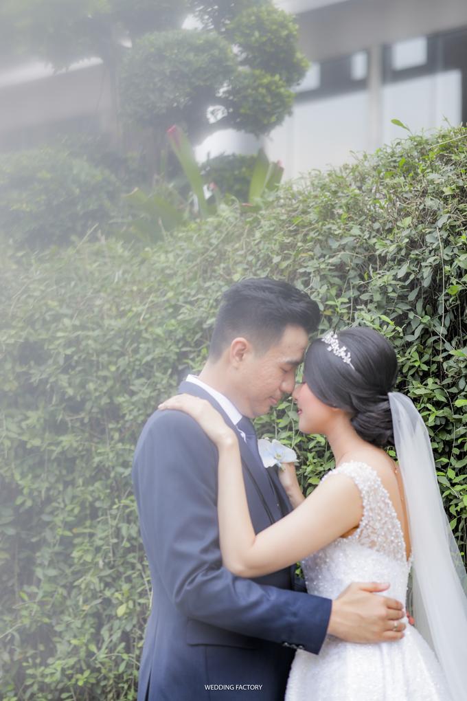 Bram + Fernanda Wedding by Wedding Factory - 007