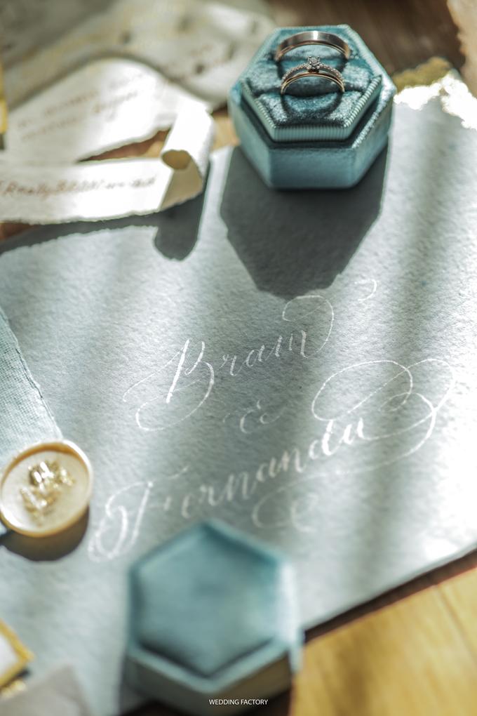 Bram + Fernanda Wedding by Wedding Factory - 010