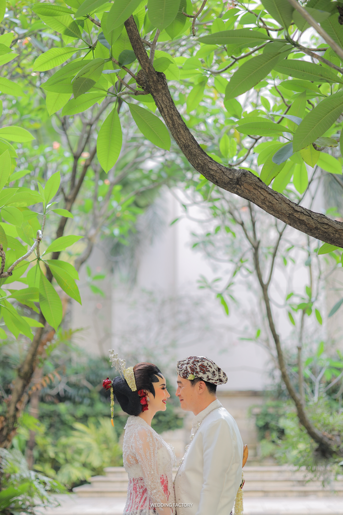 Gang Ho Lee + Nana Wedding by Wedding Factory - 009