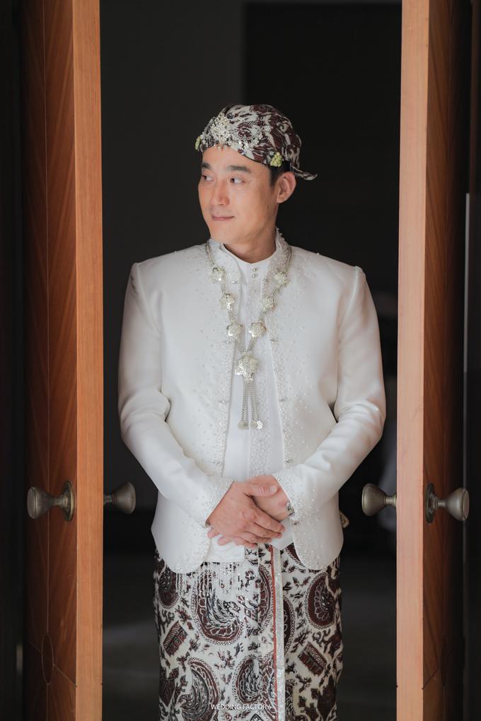 Gang Ho Lee + Nana Wedding by Wedding Factory - 010