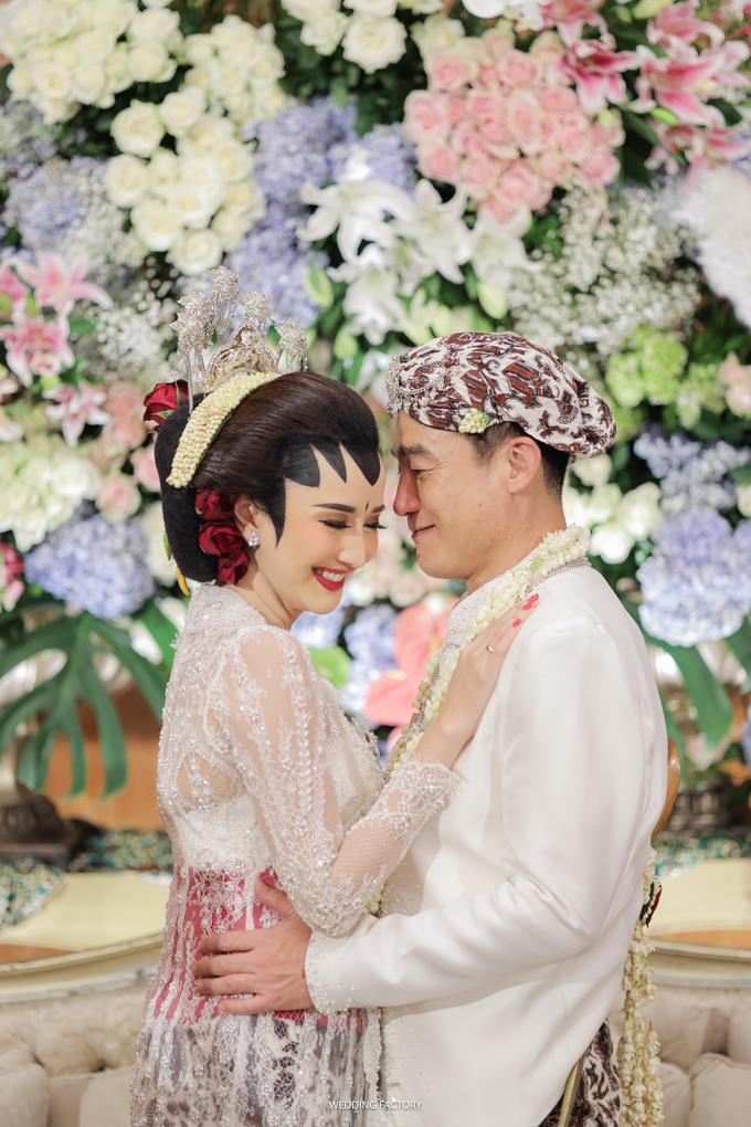 Gang Ho Lee + Nana Wedding by Wedding Factory - 021