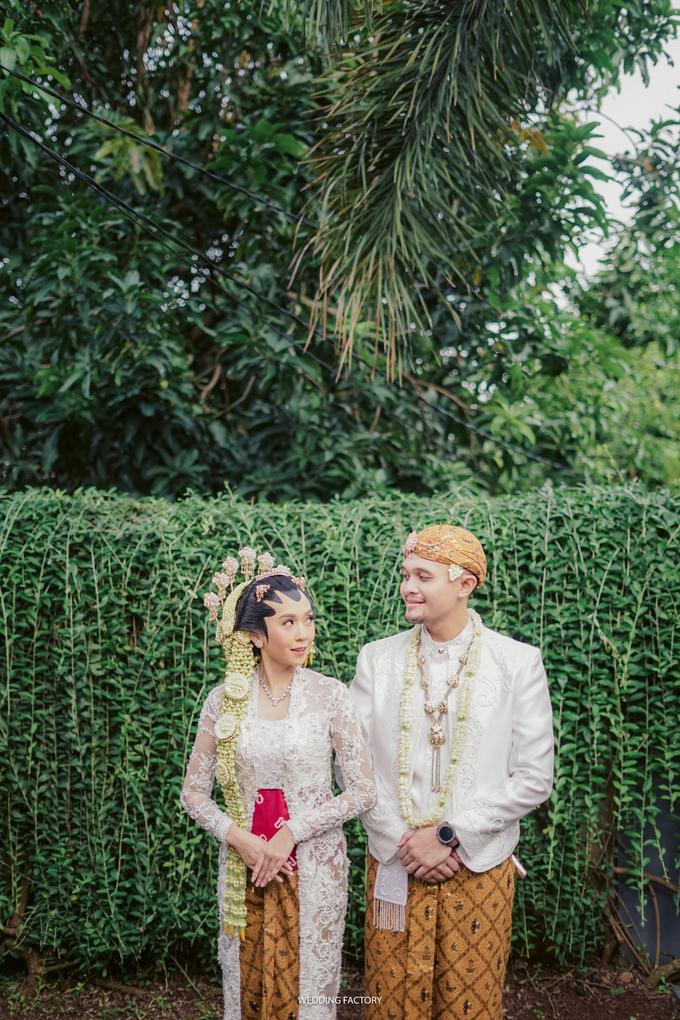 Aryo + Puteri Wedding by Wedding Factory - 001