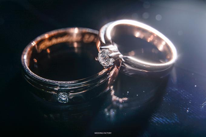 Aryo + Puteri Wedding by Wedding Factory - 003