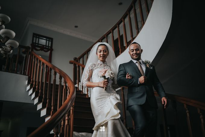 Wedding Day by Daniel S - Anthony & Amelia by Miracle Photography - 013