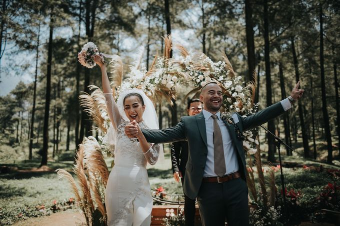 Wedding Day by Daniel S - Anthony & Amelia by Miracle Photography - 020