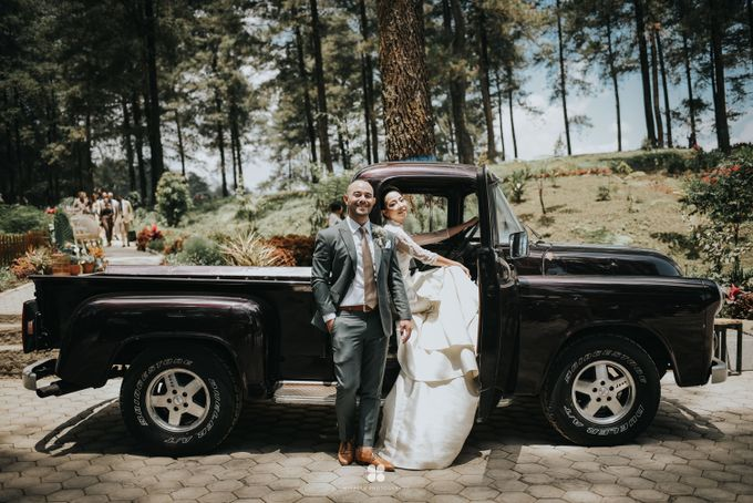 Wedding Day by Daniel S - Anthony & Amelia by Miracle Photography - 023