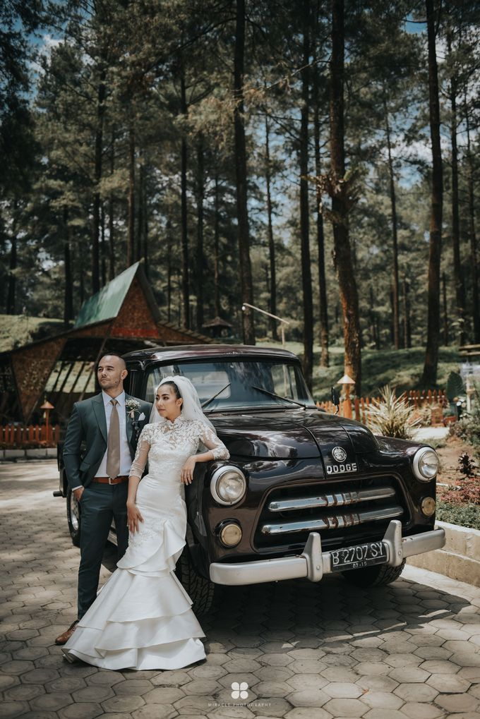 Wedding Day by Daniel S - Anthony & Amelia by Miracle Photography - 024