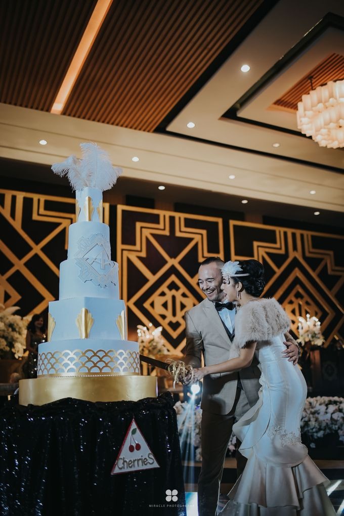 Wedding Day by Daniel S - Anthony & Amelia by Miracle Photography - 027