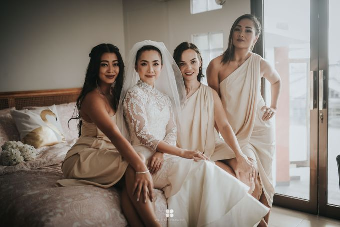 Wedding Day by Daniel S - Anthony & Amelia by Miracle Photography - 032