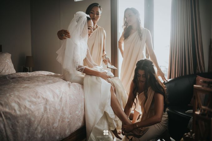 Wedding Day by Daniel S - Anthony & Amelia by Miracle Photography - 033