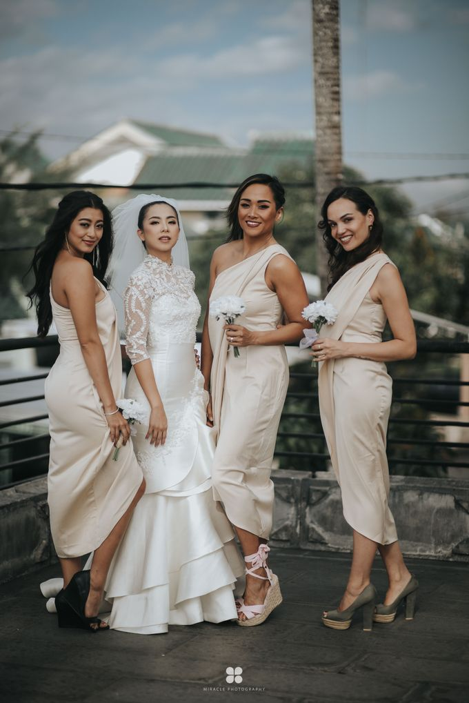 Wedding Day by Daniel S - Anthony & Amelia by Miracle Photography - 034