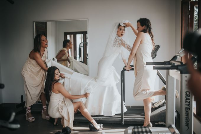 Wedding Day by Daniel S - Anthony & Amelia by Miracle Photography - 035