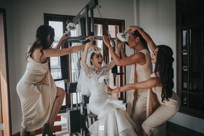 Wedding Day by Daniel S - Anthony & Amelia by Miracle Photography - 036