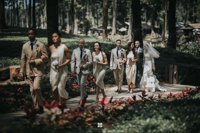 Wedding Day by Daniel S - Anthony & Amelia by Miracle Photography - 037