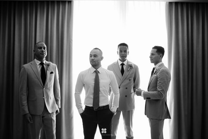 Wedding Day by Daniel S - Anthony & Amelia by Miracle Photography - 008