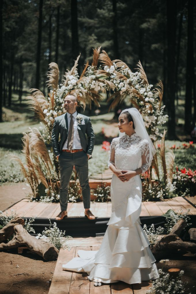 Wedding Day by Daniel S - Anthony & Amelia by Miracle Photography - 041