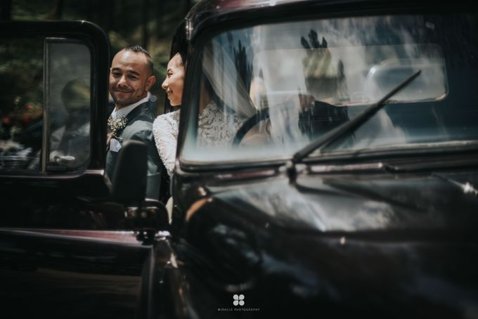 Wedding Day by Daniel S - Anthony & Amelia by Miracle Photography - 042