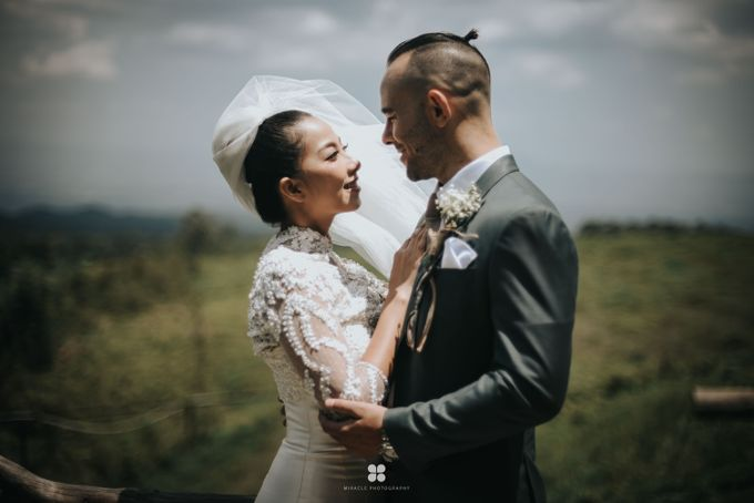 Wedding Day by Daniel S - Anthony & Amelia by Miracle Photography - 044