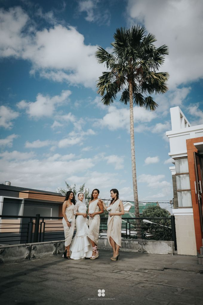 Wedding Day by Daniel S - Anthony & Amelia by Miracle Photography - 001