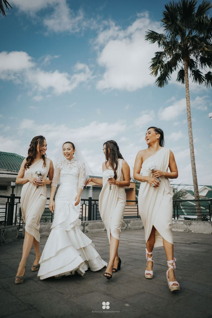 Wedding Day by Daniel S - Anthony & Amelia by Miracle Photography - 002