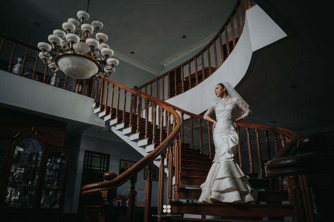 Wedding Day by Daniel S - Anthony & Amelia by Miracle Photography - 003