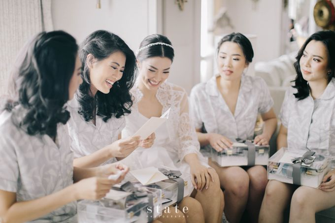Wedding - Giovanni & Ivana Part 01 by State Photography - 020