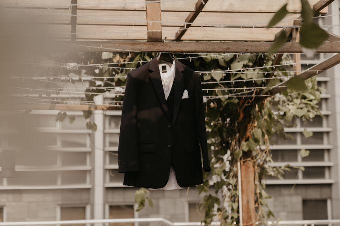 Harrison & lusi Wedding at Financial Club CIMB Niaga by Financial Club Jakarta - 001