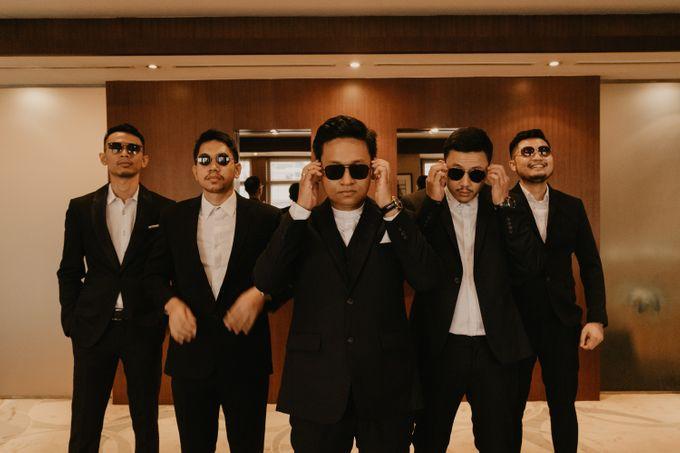 Harrison & lusi Wedding at Financial Club CIMB Niaga by Financial Club Jakarta - 003
