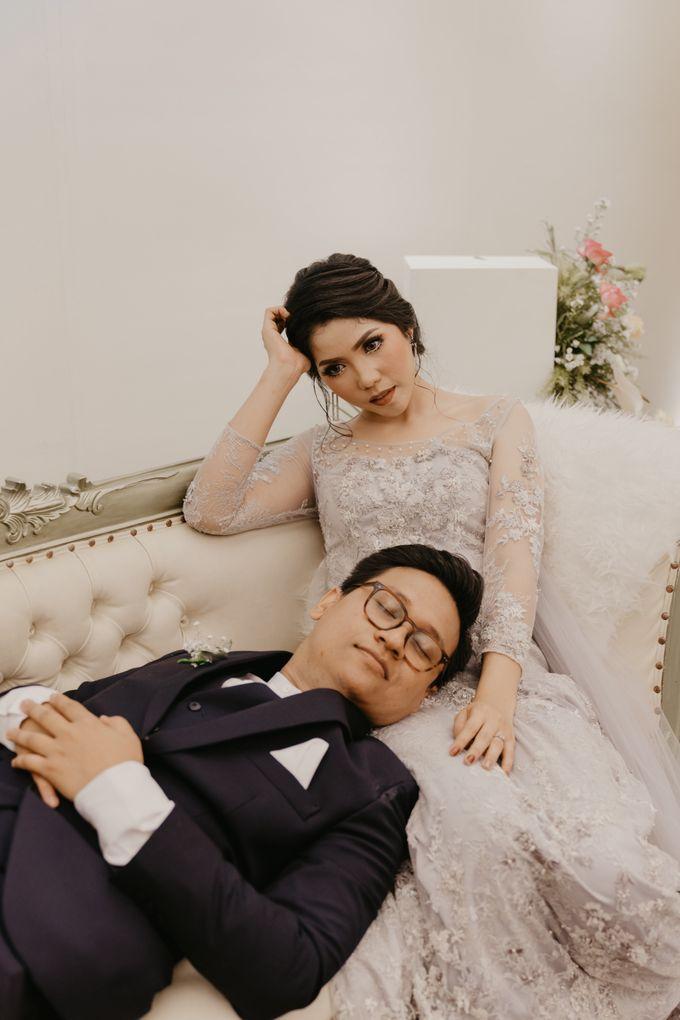 Harrison & lusi Wedding at Financial Club CIMB Niaga by Financial Club Jakarta - 004
