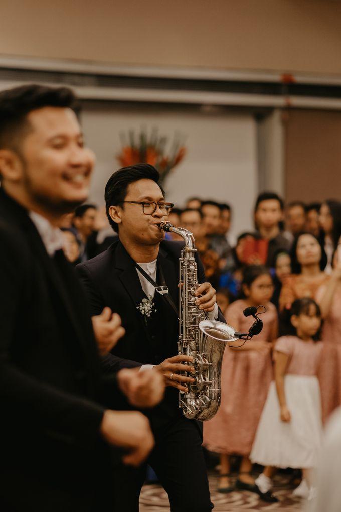 Harrison & lusi Wedding at Financial Club CIMB Niaga by Financial Club Jakarta - 017