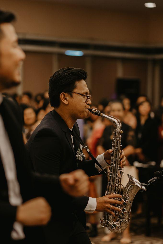 Harrison & lusi Wedding at Financial Club CIMB Niaga by Financial Club Jakarta - 018