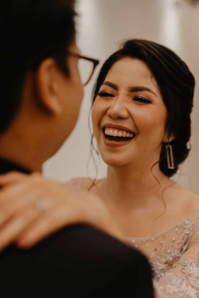 Harrison & lusi Wedding at Financial Club CIMB Niaga by Financial Club Jakarta - 020