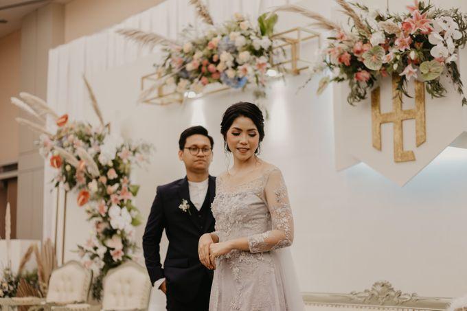 Harrison & lusi Wedding at Financial Club CIMB Niaga by Financial Club Jakarta - 021